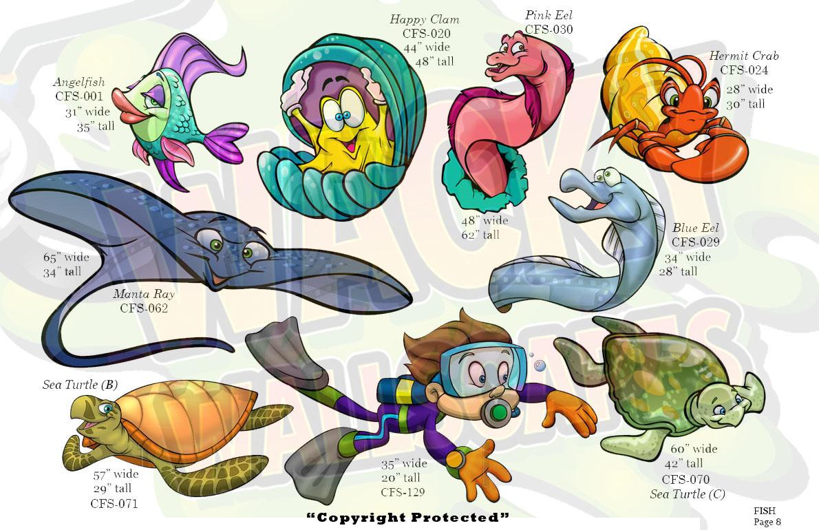 Undersea 8
