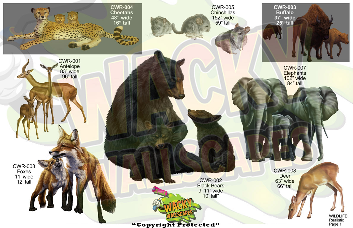 Wildlife Realistic Animals 2