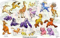 Mammals 3