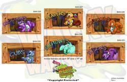 Animal Banners 4