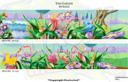 Garden Murals 3