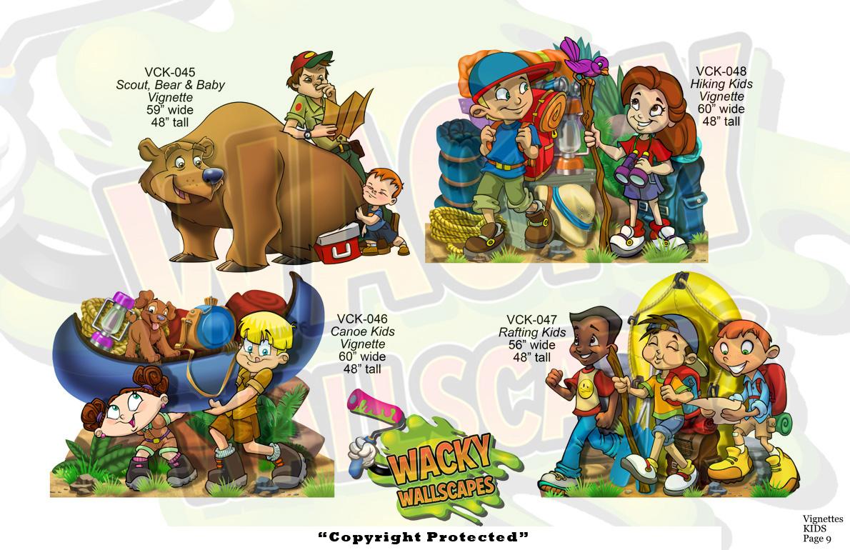 kids vignettes