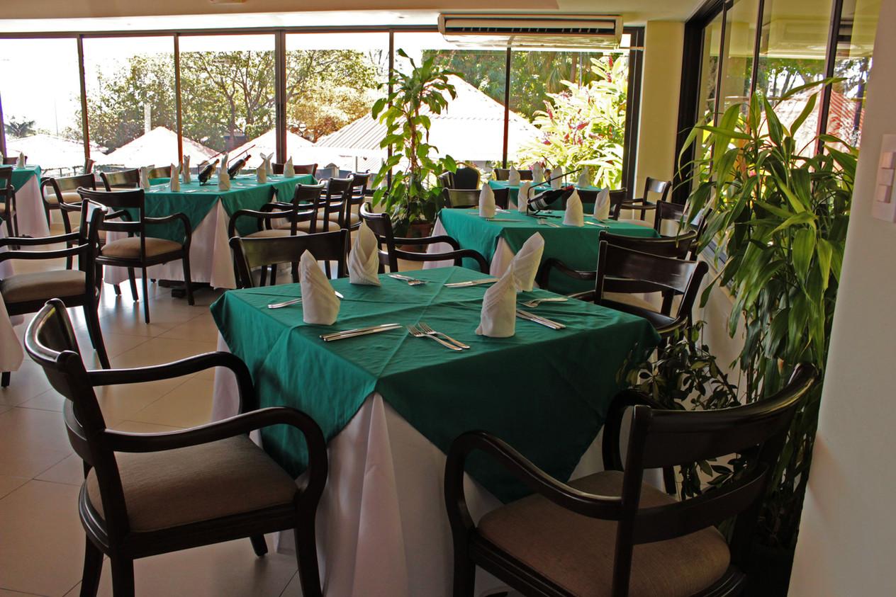 Restaurante Jericó Club Árabe Salvadoreño