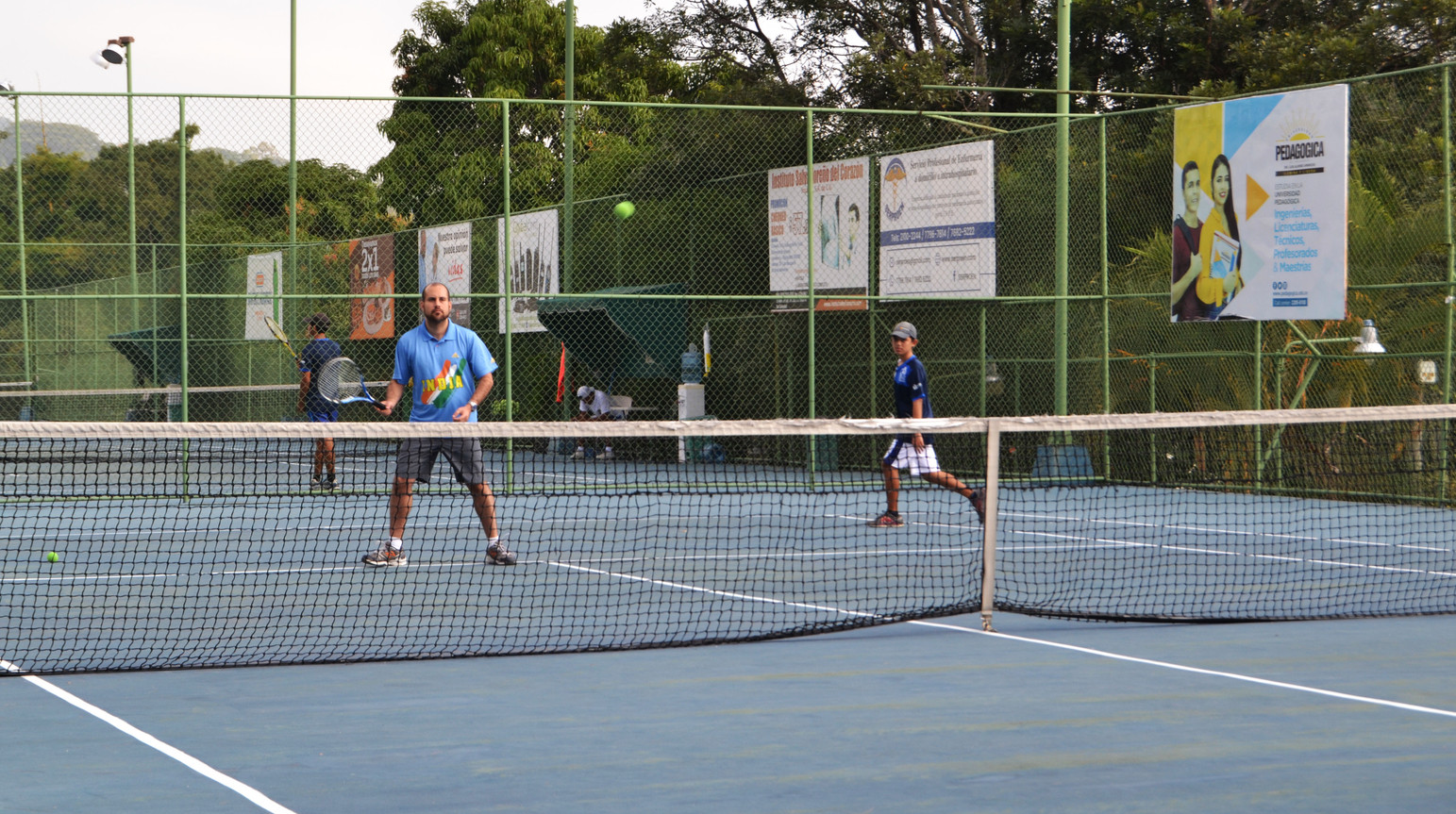 Tenis Club Árabe Salvadoreño