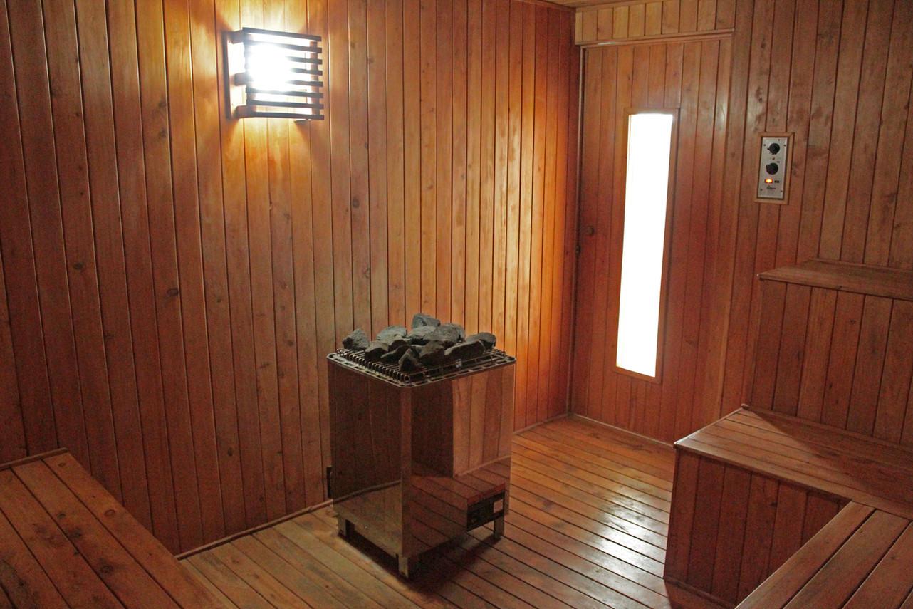 Sauna Club Árabe Salvadoreño