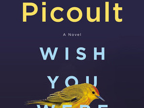 Review: Wish You Were Here by Jodi Picoult