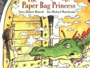Book Review: The Paper Bag Princess