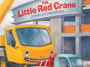 Book Review: The Little Red Crane