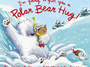 Book Review: I'm Going to Give You a Polar Bear Hug