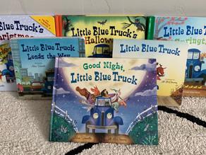 Book Review: Little Blue Truck Series