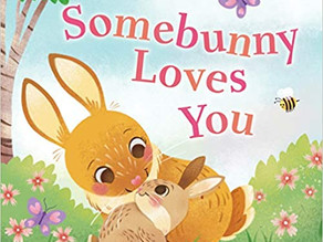 Book Review: Somebunny Loves You