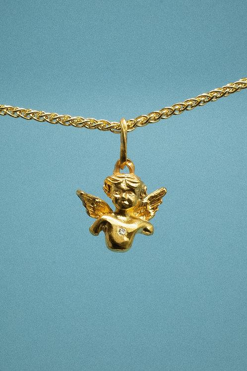 Golden Angelo Diamond