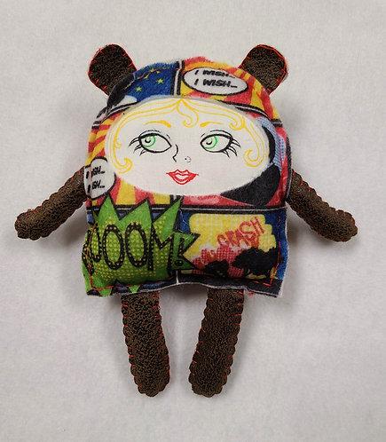 Plush Art Doll:Bear