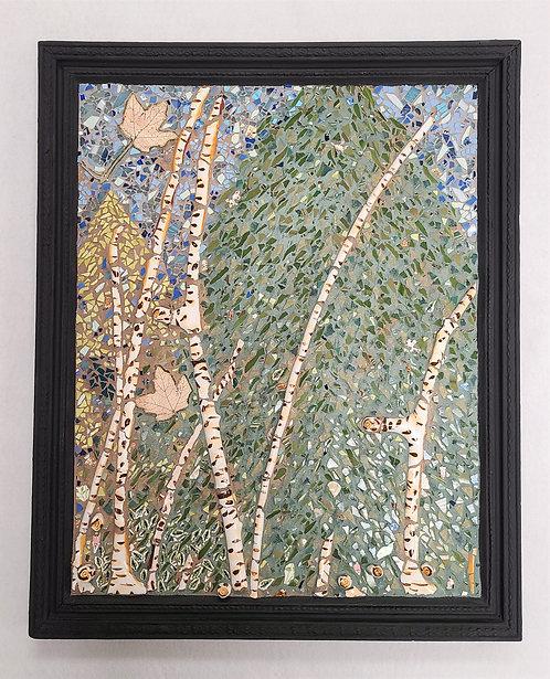 Birches Mosaic