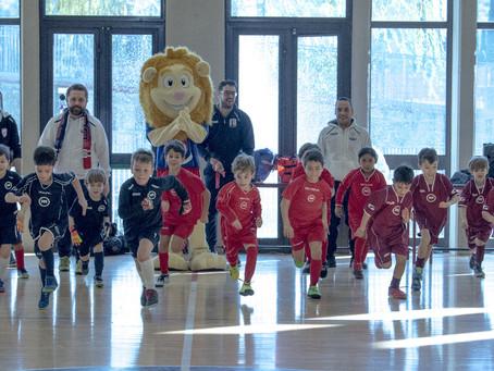 Midland Scuola Calcio a 5: è nata un'importante sinergia con la Futsal Florentia