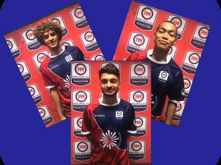 Futsal Mercato: Completato l'album Midland 2019/2020