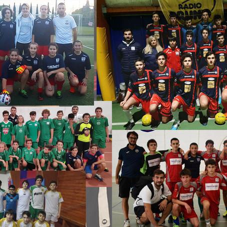Midland GS: l'anno dei record per la scuola calcio a 5 ed il settore giovanile!