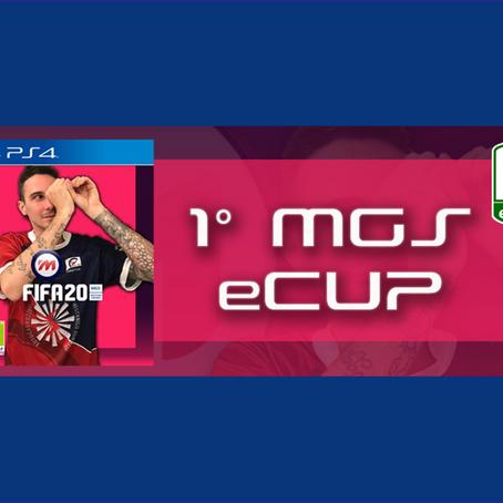 Torneo di FIFA 20: 1° Edizione della MGS eCUP