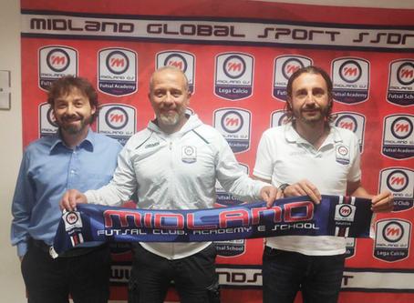 Lo Staff 2020/21: Dino Del Re è il nuovo allenatore della prima squadra!