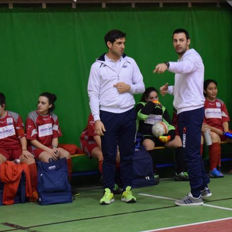 Staff 2020/21 - Stefano Grassi confermato alla guida dell'Under 14 Femminile!