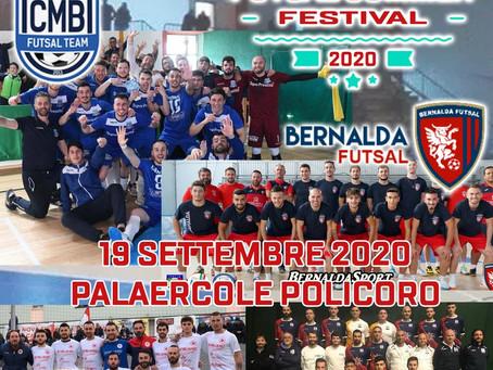 Midland al Futsal Summer Festival  di Policoro