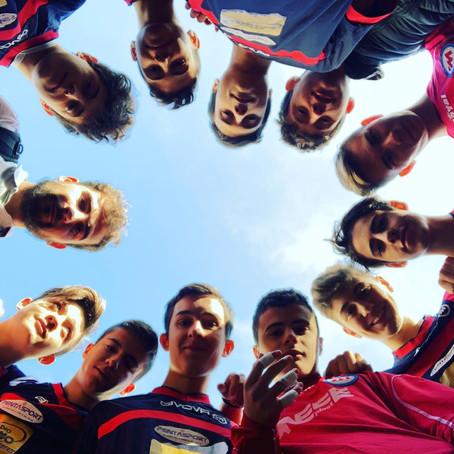 """Settore Giovanile: record di reti per l'Under 17, pareggio dei """"Barbato's boys"""" nel big match."""