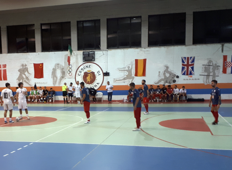 Amichevoli Midland G.S. - buona prova contro il Futsal Pontedera!