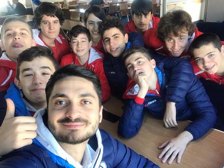 """SETTORE GIOVANILE: Vincono solo i """"nordisti"""" dell'Under 15"""