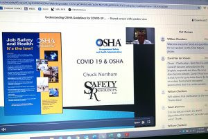 Safety Resources Collaborates with Salisbury Area Chamber of Commerce for COVID-19 Safety Webinar