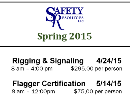 Spring 2015 Courses