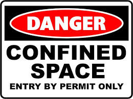 Construction Confined Space