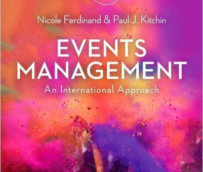 Book launch: Events Management 2nd ed
