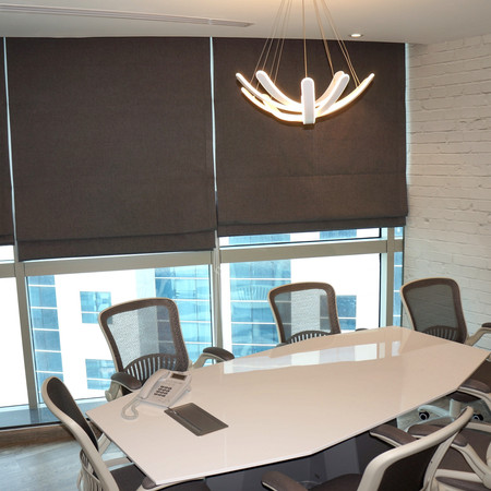 Boardroom in Smart Heights, TECOM.