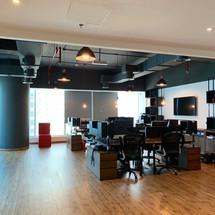Warrior Dubai Open working Office Area