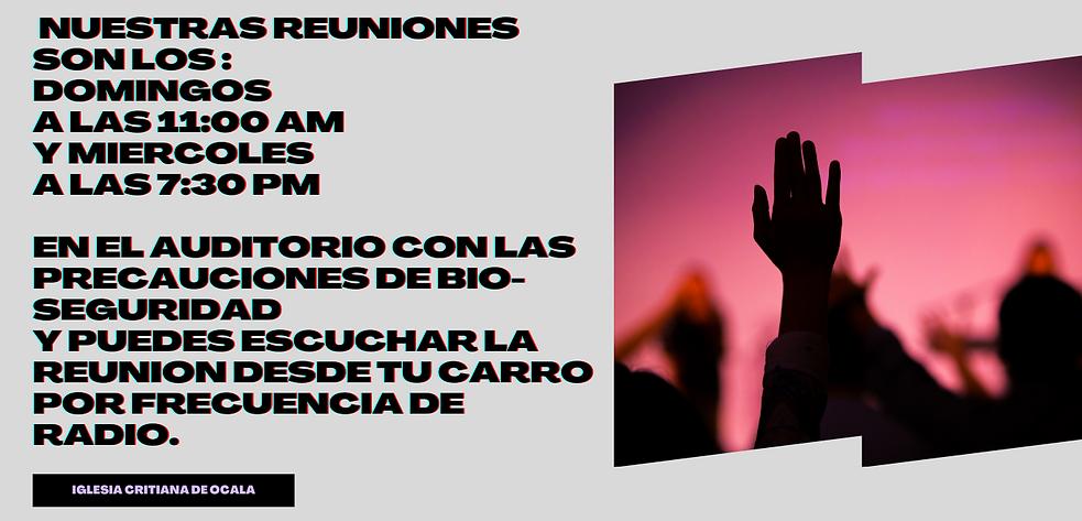 NUESTRAS REUNIONES_ DOMINGOS A LAS 11_00