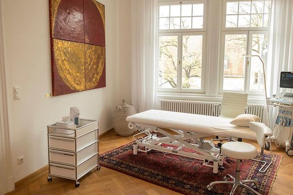 Gong und Ultraschall / Praxis Dr. Michae