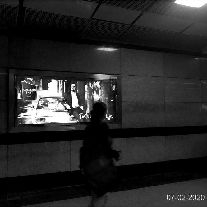 Rajiv Chowk Metro Station