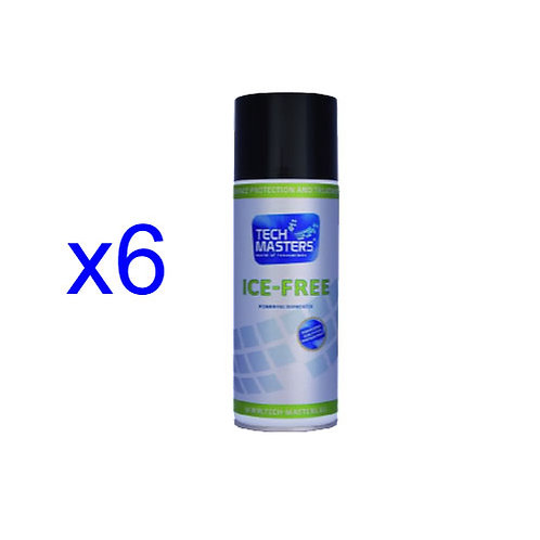 ICE-FREE spray deghiacciante - 400ml