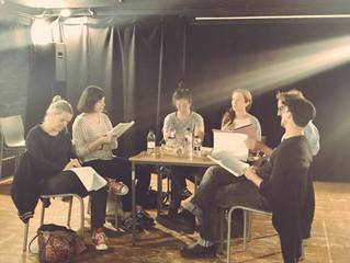 WAR (Women at Rada) Reading of Berenice!