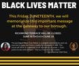 Council Member Debi Rose announces NYC's second 'Black Lives Matter' Street Mural
