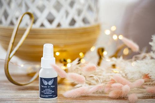 Organic Antibacterial Hand Sanitiser - Lemongrass 50ml