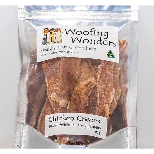 Chicken Cravers 115g