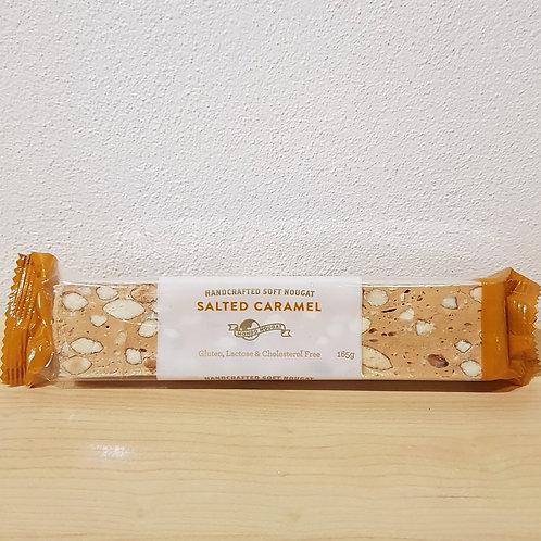 Salted Caramel Soft Nougat Bar– 165g