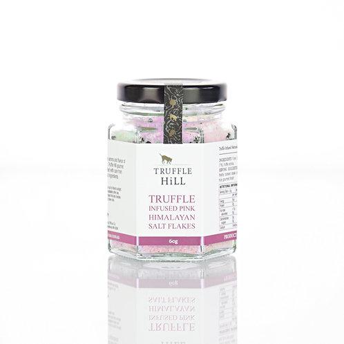 Truffle Hill Truffle Infused Pink Himalayan Salt 60g