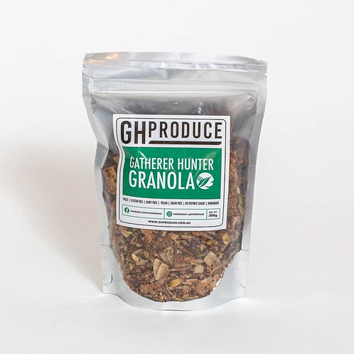 Gatherer Hunter Granola 300g