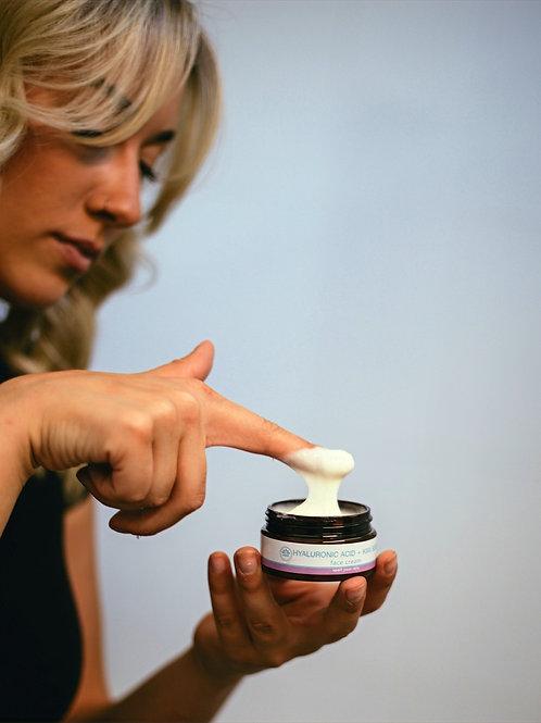 Face Cream - Hyaluronic Acid + Kiwi Seed