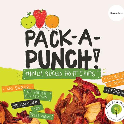 Pack-A-Punch Fruit Salad 115g