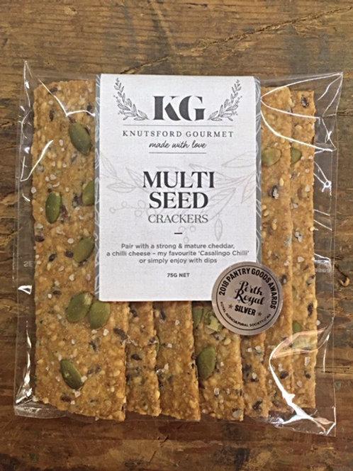 Multi-Seed Cracker Bark 75g