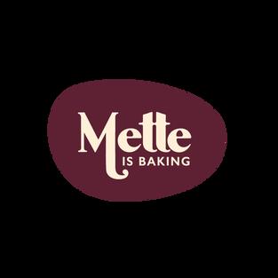 Mette is Baking