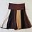 Thumbnail: Soft Neutrals Twirly Skirt size S/M